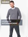 Lookbook automne Homme