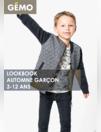 Lookbook automne Garçon 3-12 ans