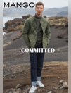 Lookbook homme Committed