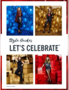 Style guides Let's celebrate