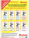 Les offres Auchan Châteauroux avril 2018