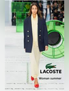 Lacoste Woman summer