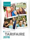 Guide Tarifaire 2018