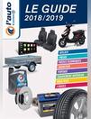 Le guide 2018 2019