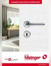 Poignées pour portes intérieures