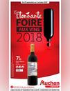 L'étonnante foire aux vins 2018 !