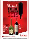 L'étonnante foire aux vins 2018