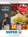 Les jours de marché Fromage de Savoie C'est haut en saveurs