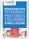 Résolution 2019