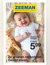 Bewaarexemplaar babycollectie voorjaar 2019