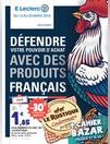 Défendre notre pouvoir d'achat avec des produits français