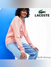 Lacoste Keith Haring