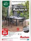 Aménagez votre extérieur avec Auchan.fr