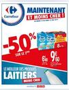 MAINTENANT ET MOINS CHER, LE MEILLEUR DES PRODUITS LAITIERS
