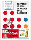 PRÉPAREZ LE TOUR DE FRANCE AVEC E.LECLERC