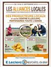 DES PRODUCTEURS LOCAUX