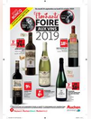 Foire aux vins Septembre 2019