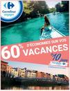 60% d'économies sur vos vacances
