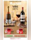 Foire aux vins, saveurs printanières