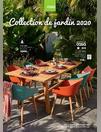 Collection de jardin 2020