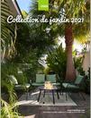 Collection de jardin 2021
