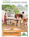 Plus de 180 produits à prix exceptionnels