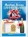 Auchan Arras fête ses 10 ans !