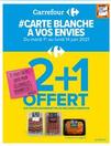 CARTE BLANCHE A VOS ENVIES #2