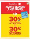 #CARTE BLANCHE À VOS ENVIES