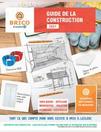 GUIDE DE LA CONSTRUCTION 2021