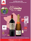 Un grand choix de vins en supermarché !