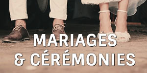 Mariages et Cérémonies FR