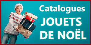 Catalogues de jouets de Noel BE