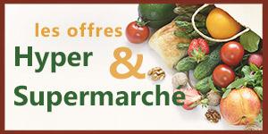 Offres Super et Hypermarchés FR