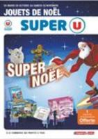 Jouets de Noël - Super U