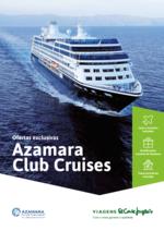 Catálogos e Coleções Viagens El Corte Inglés : Azamara Club Cruises