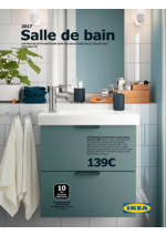 Catalogues et collections  : Catalogue 2017 Salle de bain