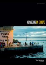 Catalogues et collections  : Voyager en Europe