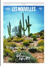 Catalogues et collections  : Voyages organisés