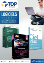 Catalogues et collections Top office : Logiciels 2017