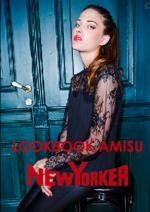 Catalogues et collections NewYorker : Lookbook AMISU