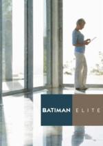 Promos et remises  : Batiman Elite