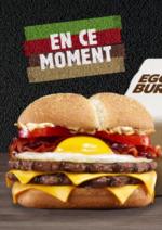 Menus Burger King : En ce moment chez Burger King