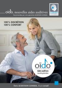Catalogues et collections Audition Conseil PARIS : Catalogue Appareil Auditif Oïdo