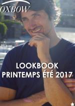 Promos et remises  : Lookbook printemps été 2017