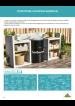 Promos et remises  : Construire un espace Barbecue