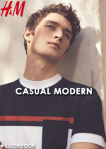 Folhetos H&M : Lookbook Casual Modern