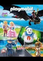 Catalogues et collections Playmobil : Catalogue 2017