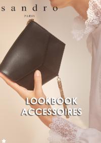 Bons Plans Sandro LEVALLOIS PERRET : Mesdames, découvrez le lookbook Accessoires