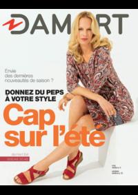 Prospectus Damart Namur : Cap sur l'été